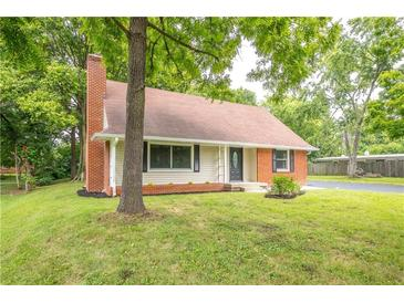 Photo one of 5742 Radnor Rd Indianapolis IN 46226   MLS 21809358