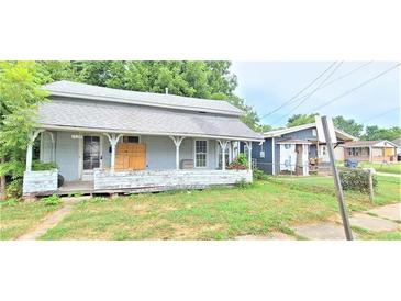 Photo one of 1228 Home Ave Anderson IN 46016 | MLS 21809456