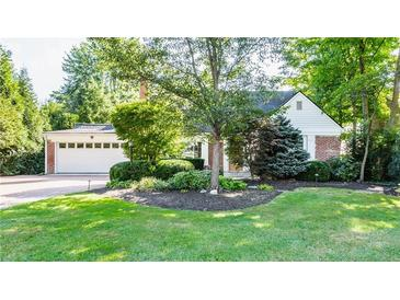 Photo one of 6453 Holliday E Dr Indianapolis IN 46260 | MLS 21809493
