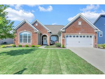 Photo one of 4416 Fox Hunt Dr Bargersville IN 46106 | MLS 21809534