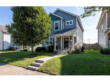 Photo one of 3215 N Kenwood Ave Indianapolis IN 46208 | MLS 21809553