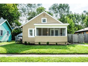 Photo one of 4623 Evanston N Ave Indianapolis IN 46205 | MLS 21809663