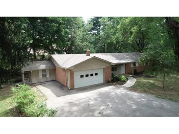Photo one of 4101 Ritterskamp Ct Indianapolis IN 46250 | MLS 21809698