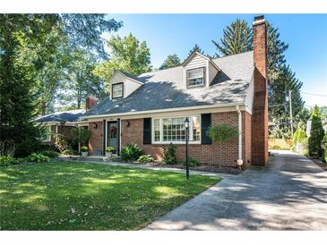 Photo one of 5972 Central Ave Indianapolis IN 46220 | MLS 21809781