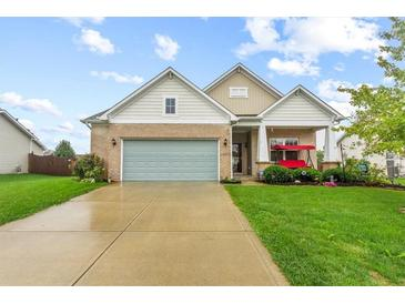 Photo one of 2419 Solidago Dr Plainfield IN 46168   MLS 21809786