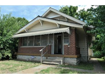 Photo one of 315 N Sherman Dr Indianapolis IN 46201   MLS 21809900