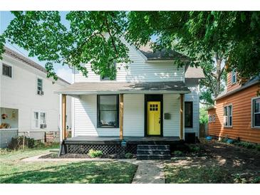 Photo one of 120 S Butler Ave Indianapolis IN 46219 | MLS 21810033
