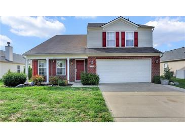 Photo one of 4220 Ballybay Ln Indianapolis IN 46239 | MLS 21810043