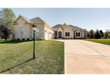 Photo one of 10217 Forest Meadow Cir Fishers IN 46040 | MLS 21810047
