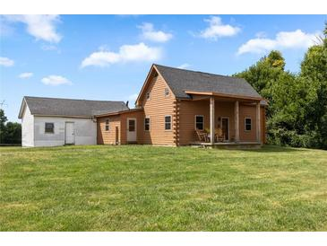 Photo one of 7077 N 500 East Shelbyville IN 46176   MLS 21810080