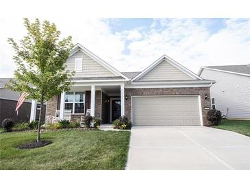 Photo one of 5039 Silverbell Dr Plainfield IN 46168 | MLS 21810090