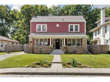 Photo one of 3828 Guilford Ave Indianapolis IN 46205 | MLS 21810185