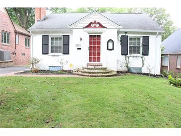 Photo one of 5256 N Kenwood Ave Indianapolis IN 46208 | MLS 21810308