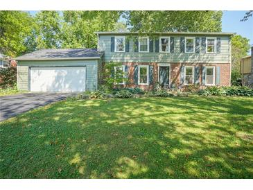 Photo one of 3040 Marquette Ct Indianapolis IN 46268 | MLS 21810391