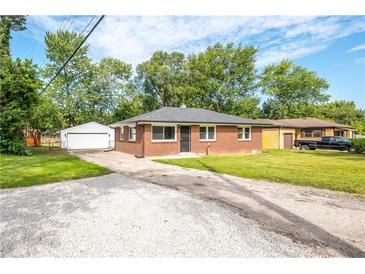 Photo one of 1108 Farley Dr Indianapolis IN 46214   MLS 21810513