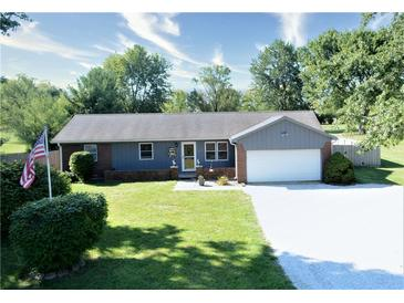 Photo one of 6385 E County Road 600 S Plainfield IN 46168   MLS 21810517