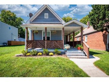 Photo one of 1134 S Randolph St Indianapolis IN 46203 | MLS 21810727