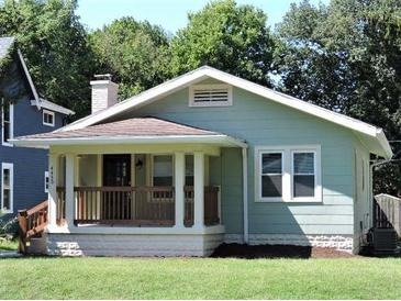 Photo one of 4430 Winthrop Ave Indianapolis IN 46205 | MLS 21810735