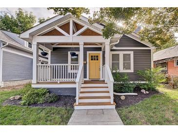 Photo one of 4125 Rookwood Ave Indianapolis IN 46208 | MLS 21810788