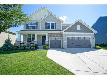 Photo one of 14587 Sherwood Forest Way Fishers IN 46037 | MLS 21810829