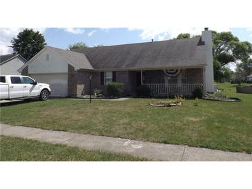 Photo one of 205 Randell Ct Shelbyville IN 46176 | MLS 21810878