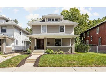 Photo one of 4043 Ruckle St Indianapolis IN 46205 | MLS 21811012