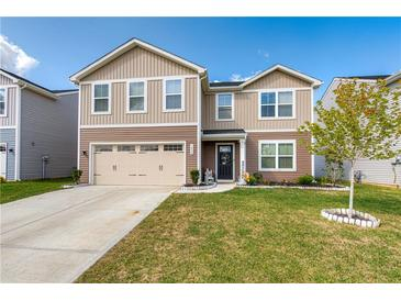 Photo one of 7052 E Mardenis N Dr Camby IN 46113 | MLS 21811107