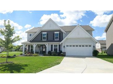 Photo one of 6424 Tranquility Ct Indianapolis IN 46259 | MLS 21811113