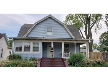 Photo one of 411 E Pearl St Lebanon IN 46052   MLS 21811185