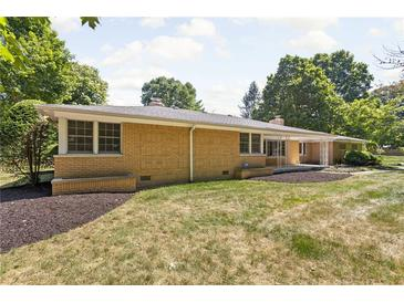 Photo one of 708 E 80Th St Indianapolis IN 46240 | MLS 21811223