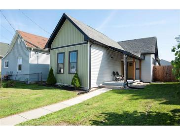Photo one of 1139 Bates St Indianapolis IN 46202 | MLS 21811246