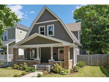 Photo one of 2119 N Park Ave Indianapolis IN 46202 | MLS 21811258