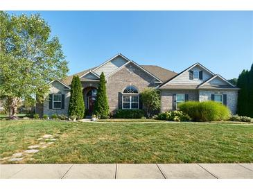 Photo one of 7656 Stoney Side Ct Indianapolis IN 46259 | MLS 21811299