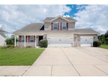 Photo one of 2395 Liatris Dr Plainfield IN 46168   MLS 21811334