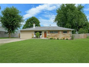 Photo one of 6263 Eastgate Ave Indianapolis IN 46236   MLS 21811491