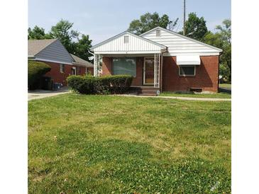 Photo one of 4734 E 34Th St Indianapolis IN 46218 | MLS 21811522
