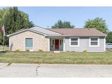 Photo one of 2942 Horse Hill E Dr Indianapolis IN 46214   MLS 21811555