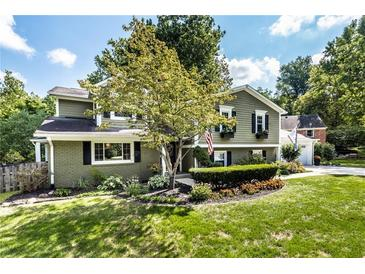 Photo one of 7969 Ferrell Ln Indianapolis IN 46260   MLS 21811562
