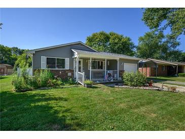 Photo one of 8901 Jackson St Indianapolis IN 46231 | MLS 21811667