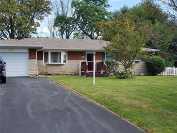 Photo one of 5313 Mark Ln Indianapolis IN 46226 | MLS 21811697