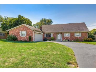 Photo one of 8140 Burn Ct Indianapolis IN 46217   MLS 21811710