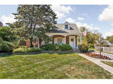 Photo one of 4666 Boulevard Pl Indianapolis IN 46208 | MLS 21811741