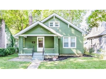 Photo one of 4810 N Guilford Ave Indianapolis  46205   MLS 21811781