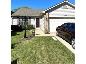 Photo one of 3966 Waterfield Dr Indianapolis IN 46235 | MLS 21811797