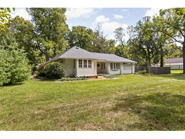 Photo one of 4035 Kessler Blvd E Dr Indianapolis IN 46220   MLS 21811823
