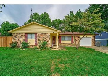 Photo one of 3434 Harmon Dr Indianapolis IN 46227 | MLS 21811832