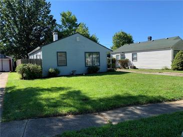 Photo one of 1861 N Bauer Rd Indianapolis IN 46218   MLS 21811842
