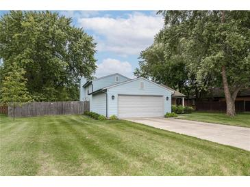 Photo one of 7528 Kilmer Ln Indianapolis IN 46256 | MLS 21811885
