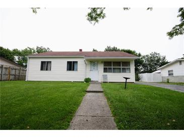 Photo one of 3315 Davis Dr Indianapolis IN 46221   MLS 21811889
