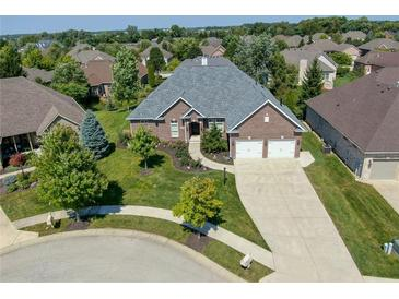 Photo one of 10134 Basalt Ct Noblesville IN 46060 | MLS 21811891